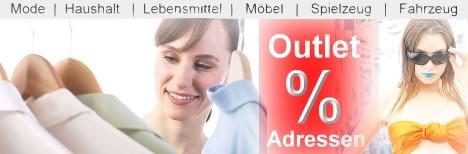 Adressen für Fabrikverkauf